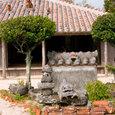竹富島の家