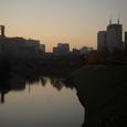 夜明けの霞ヶ関