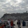 江ノ島に続く橋