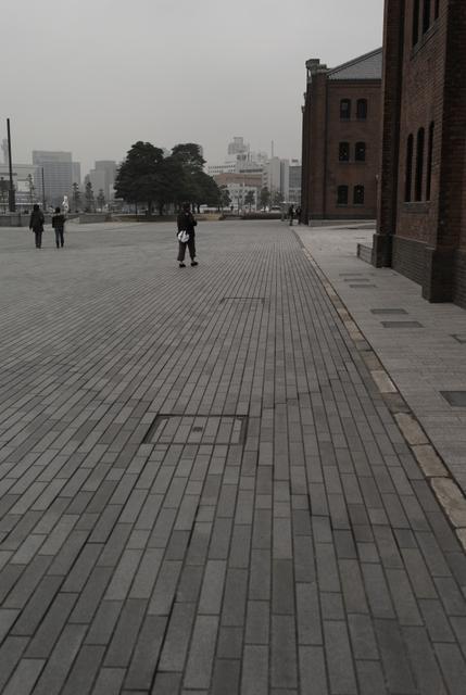 赤煉瓦付近