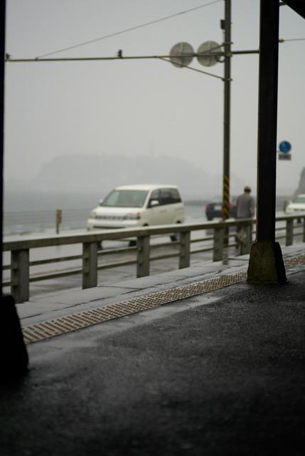 海辺の雨・その2