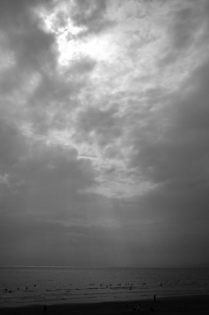 モノクロの空・その1