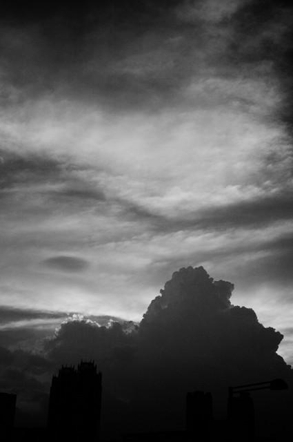 西の空・その1