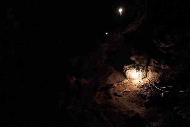 鍾乳洞・その2