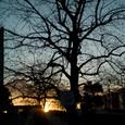 有明の夕日・その3