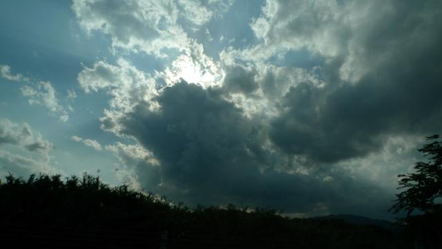 草津への空・その1