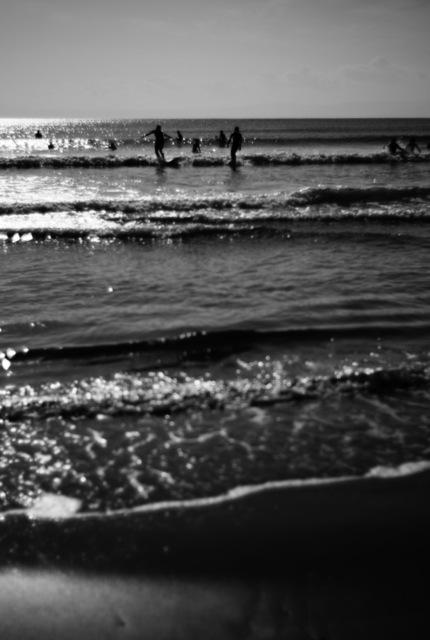 波乗りサーファー
