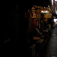 ハモニカ横町の街角
