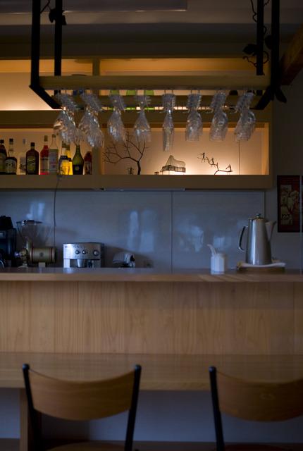 カフェ・カウンター