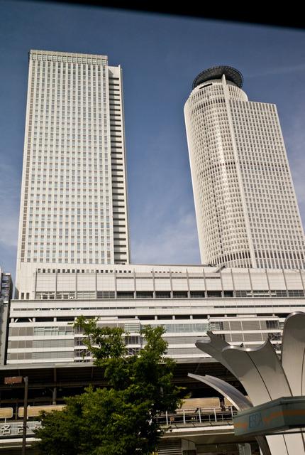 名古屋駅のタワー