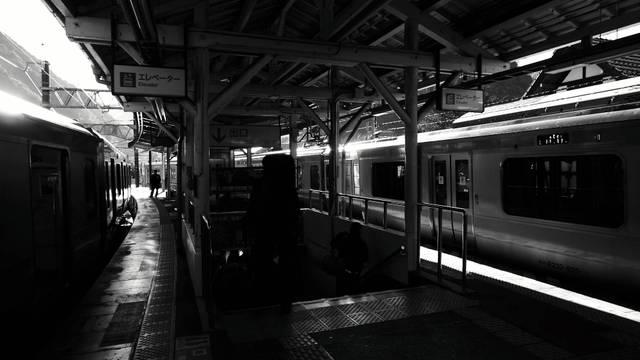 終着駅にて・その2