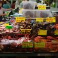 海産物の彩り