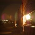 工事現場の灯り・その1