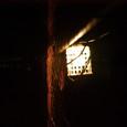 工事現場の灯り・その2